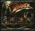 Sinner The Nuclear Blast Recordings 4 CD set new Judgement Day Nature of Evil