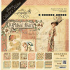 Graphic45 A LADIES DIARY Deluxe Collectors Edition scrapbooking VINTAGE FASHION