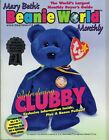 Mary Beth's Beanie World Monthly (Ty Beanies) #7 Vol 1/7 September 1998 New