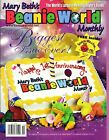 Mary Beth's Beanie World Monthly (Ty Beanies) #8 Vol 2/1 October 1998 New