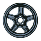 New Replacement 17 17x7 Black Steel Wheel Rim G6 Malibu - 5x110mm - 8075