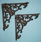 (2)PCS, 8 INCH SHELF BRACKETS, 8