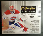 2017 18 O-Pee-Chee Platinum Hobby Box Brand New Factory Sealed