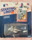 1988 Rickey Henderson Starting Lineup Figure With Card NY Yankees Athletics