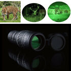 Day  Night Vision 40x60 HD Optical Monocular Hunting Camping Hiking Telescope
