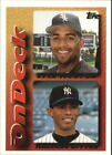 1995 Topps Traded and Rookies Baseball Cards 9