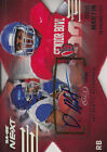 2012 SAGE Next Red Foilboard #32 Doug Martin Auto 10