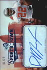 2012 Press Pass SportsTown Blue #STDM Doug Martin 25 Auto