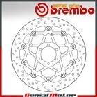 Brake Disc Floating Brembo Serie Oro Front for Cagiva Mito 125 1990