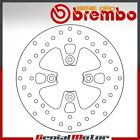 Brake Disc Fixed Brembo Serie Oro Front for Mbk Skyliner 180 2003