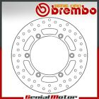 Brake Disc Fixed Brembo Rear Moto Guzzi V 11 Cafe  Sport 1100 2003