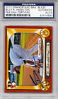 2012 Grandstand Bakersfield Billy Hamilton PSA DNA Signed Auto Reds Royals 583