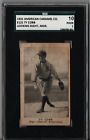 1921 E121 American Caramel Ty Cobb Looking Right Manager SGC 10 T43