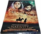 2006 THE NATIVITY STORY Original Movie DSTheater Poster 48x70 3 Tear 15