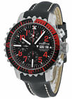 Fortis B-42 Marinemaster Chronograph Day/Date Automatik Red 671.23.43 L.01