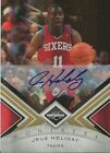 Jrue Holiday 2011 Panini Limited Autograph RC #75 99 76ers