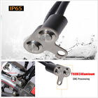 1x Motorcycle ATV Handlebar CNC Engine Start Stop Kill Dual Button Switch Reset