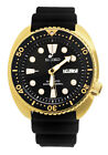 Seiko SRPC44 Prospex Automatic Black Gold Day Date Watch New BEST SELLER
