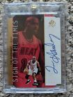 1998-99 SP Authentic Basketball Cards 8