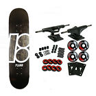 Plan B Skateboard Complete Team Stained 80