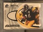 Top 5 Jerome Bettis Football Cards to Celebrate His Hall of Fame Induction 18