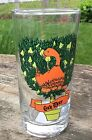 Replacement Glass Tumbler Twelve Days of Christmas 6th Day 12oz 6 Geese A-Laying