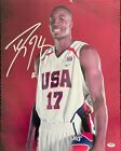 Dwight Howard Autographed Signed 16x20 Photo- Team USA (PSA DNA Authenticated)