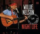 Willie Nelson - Night Life / Live & In The Studio [New CD] Holland - Import
