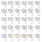 Lot 30 LEDs Waterproof LED MICRO Silver Copper Wire String Fairy Lights Decor