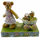 Boyds Bears Resin MOMMA BEARSDALE WITH PETEY Easter Jim Shore Bearstone 4026268