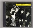 (IN847) The Broken Homes, Wing And A Prayer - 1990 CD