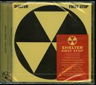 Shelter First Stop CD new Rock Candy Records Reissue
