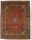 Nice Traditional Handmade Plush Classic Persian Area Rug Oriental Carpet 10X13