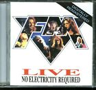 FM Live No Electricity Required CD new