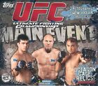 2010 Topps UFC Main Event Uncaged 8