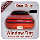 Precut Window Tint For Geo Storm 1990 1993 Rear Only