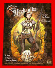 LADY MECHANIKA PROMOTIONAL PRINT SIGNED BY ARTIST JOE BENITEZ