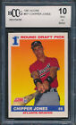 Chipper Jones Cards, Rookie Cards and Autograph Memorabilia Buying Guide 25