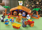 New Fisher Price Little People Nativity Set Free Shipping