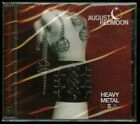 August Redmoon Heavy Metal U.S.A. CD new