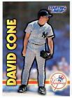 DAVID CONE Yankees ~ 1999 Starting Lineup card ~ FREE SHIPPING