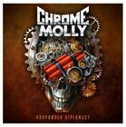 Gunpowder Diplomacy, Chrome Molly, Audio CD, New, FREE & FAST Delivery