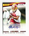 2012 ROOKIES STARS ALFRED MORRIS 49ERS ROOKIE RC AUTOGRAPH AUTO #D999 BV$25