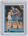 DIRK NOWITZKI Signed 2016-17 Panini Complete Basketball Autograph ON CARD AUTO