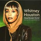Whitney Houston: Heartbreak Hotel PROMO w/ Artwork MUSIC AUDIO CD Radio Mix 3601