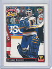 Curtis Joseph Cards, Rookie Cards and Autographed Memorabilia Guide 13