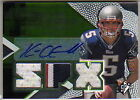 2008 SPx Green Holofoil Rookies #177 Kevin O'Connell Jersey Autograph 199