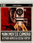 Man With a Movie Camera and Other Works Blu ray Region B Free Shipping