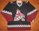 Authentic Phoenix Coyotes Game Jersey SIZE 48 NWT NEW Koho Arizona