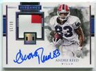 Andre Reed Cards, Rookie Card and Autographed Memorabilia Guide 35